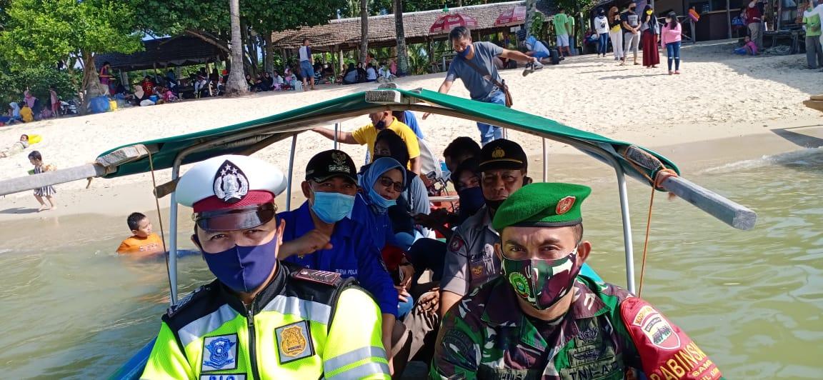 Kegiatan Satgas Penanganan COVID-19 Kecamatan Nongsa ...